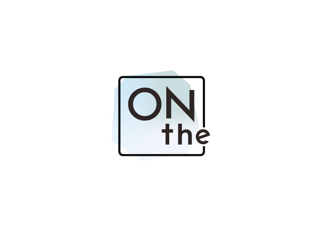 ロゴ制作「ONthe」