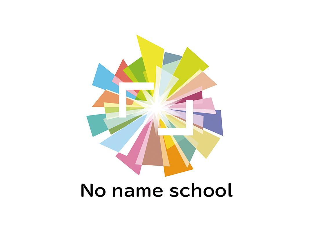ロゴ制作「No name school」